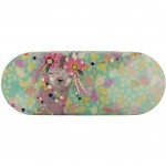 Llama Love Glasses case