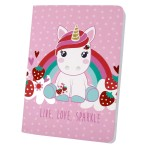 Candy Cloud Notepad - Bella