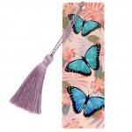Amazon Love bookmark - Butterflies