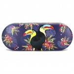 Amazon Love Glasses case - Navy Blue