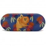 Amazon Love Glasses case - Blue