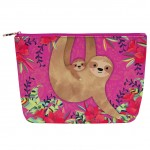 Amazon Love Cosmetic Purse - Sloths