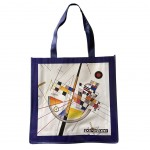 Bag for shopping Kandinsky 40 x 40 cm