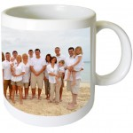 Simple mug with PERSONALIZED PICTURE