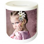 Money boxes with PERSONALIZED PICTURE
