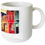 POLA mug with PERSONALIZED PICTURE