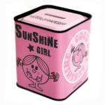 Miss Sunshine money box