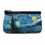 VAN GOGH NUIT ÉTOILÉE Make-up pencil case - Made in France