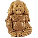 Fudge Buddha Perfume Diffuser - cracked ceramic