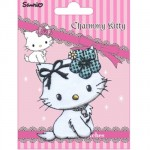 Charmmy Kitty embroidered patch