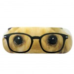 Dog Eyeglass Case