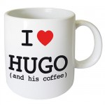 I LOVE... Personalized mug